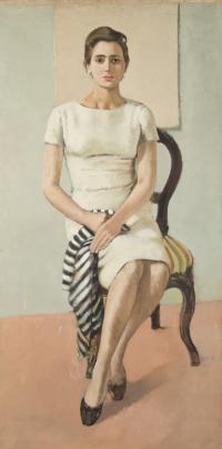 Sala 3. Ritratti | Giancarlo Vitali. Germana. 1959