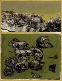 Giancarlo Vitali. Ombre fossili. 1991