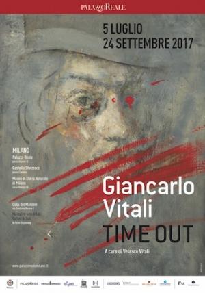 Giancarlo Vitali. Time Out | Le forme del tempo a cura di Velasco Vitali