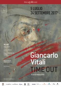 """Giancarlo Vitali. Time Out"" a Milano"