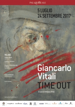 """Giancarlo Vitali. Time Out"" in Milan"