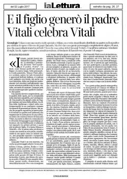 Corriere della Sera | La Lettura
